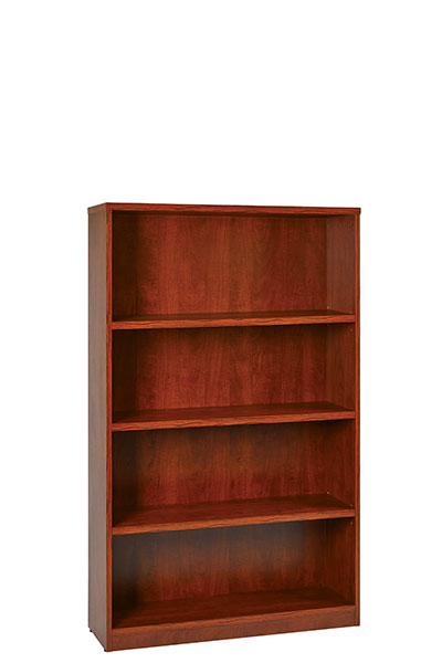 Cherry Wooden Bookcase